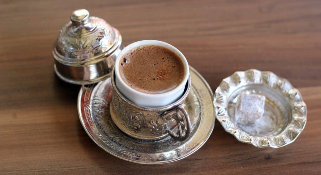Türkischer Kaffee (Mokka)